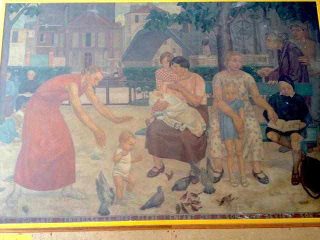 Fresque Jomard