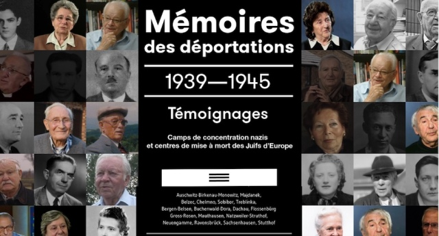 Site Memoire des deportations