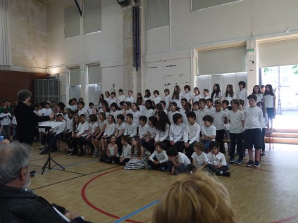 Chorale des enfants.2