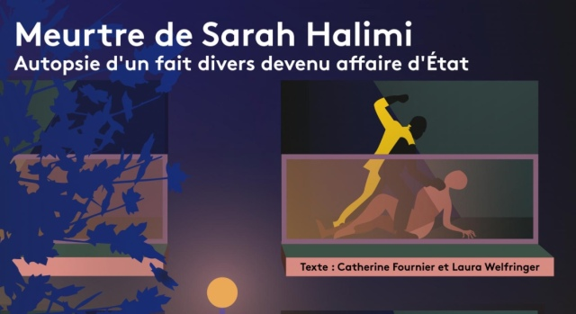 Meurtre de Sarah HALIMI