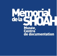 Memorial Shoah SLogo