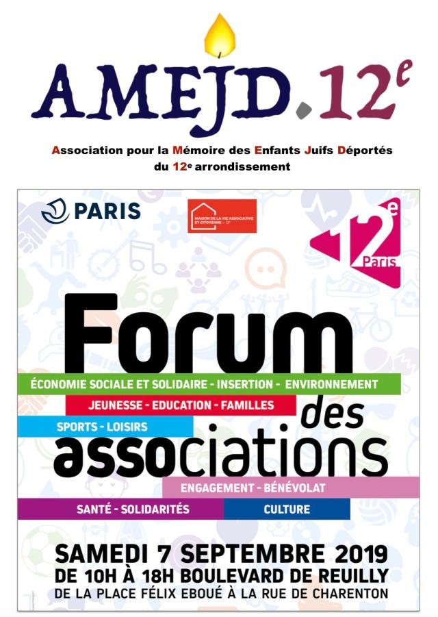 Affiche AMEJD12-Forum-2019